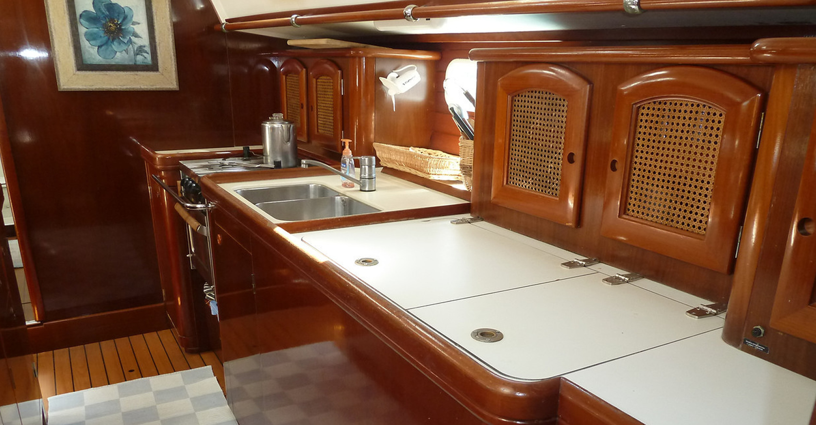 Galley-Beneteau-50